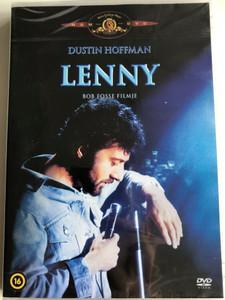 Lenny DVD 1974 / Directed by Bob Fosse / Starring: Dustin Hoffman, Valerie Perrine (5999546335941)