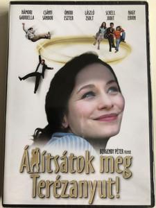 Állítsátok meg Terézanyut! (2004) DVD / Directed by Bergendy Péter / Starring: Hámori Gabriella, Csányi Sándor, Ónodi Eszter, Lázsló Zsolt, Schell Judit, Nagy Ervin / Hungarian Romantic Comedy (5999075600770)