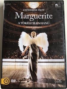 Marguerite DVD 2015 A tökéletlen hang / Directed by Xavier Giannoli / Starring: Catherine Frot, André Marcon, Denis Mpunga (5996471002320)