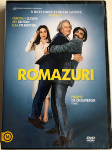 Romazuri DVD 2017 À bras ouverts / Directed by Philippe de Chauveron / Starring: Christian Clavier, Ary Abittan, Elsa Zylberstein (5999883850992)