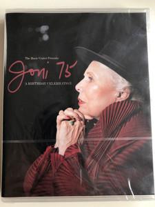 Joni 75 - A birthday celebration DVD 2019 / Norah Jones, Diana Krall, Los Lobos, Seal, Peter Gabriel, Elton John, Chaka Khan (603497852222)