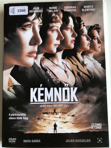 Female Agents (Les Femmes de l'ombre) DVD 2008 Kémnők / Directed by Jean-Paul Salomé / Starring: Sophie Marceau, Julie Depardieu, Marie Gillain, Deborah Francois, Moritz Belibtreu (5999544257337)