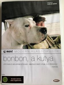 El Perro DVD 2004 Bonbon, a kutya / Directed by Carlos Sorin / Starring: Juan Villegas, Walter Donado (5998133159731)