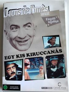 La Grande Vadrouille / Egy kis kiruccanás DVD 1966 / Directed by Gérard Oury / Starring: Bourvil, Louis de Funès, Claudio Brook, Terry-Thomas (5999554700069.)