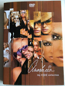 Anastasia - the Video Collection DVD 2002 / I'm outta love, Paid my dues, One day in your life / Sony Music (5099720180593)