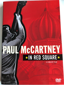 Paul McCartney in Red Square DVD 2005 A Concert film / Produced & Directed by Mark Haefeli / Live in Red Square, and St. Petersburg (5050467831421)
