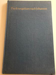 Das Evangelium nach Johannes / German language Gospel according to John / German - Greek parallel text (GermanGospelofJohn)