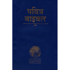 Nepali Bible-FL-Easy to Read (Nepali Edition) [Vinyl Bound]