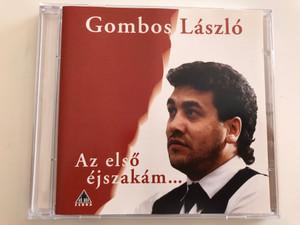 Gombos László – Az Első Éjszakám... / PolyGram Audio CD 1994 / 523242-2