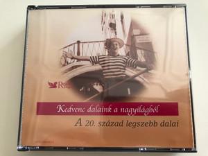 Kedvenc Dalaink A Nagyvilágból - A 20. Század Legszebb Dalai / Reader's Digest 3x Audio CD 2005 / MS5-CD05093-B