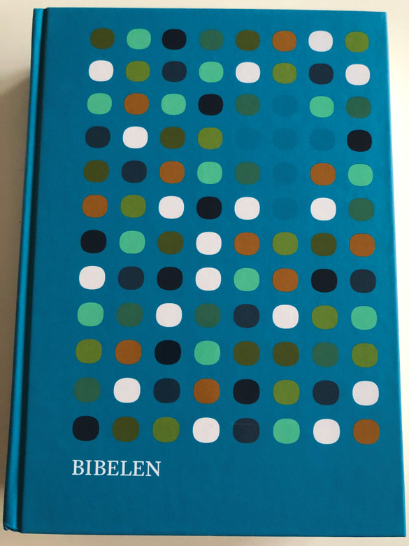 Bibelen / Danish Holy Bible / Den Hellige Skrifts Kanoniske Boger / Danish Bible Society 2014 / Danske Bibelselskab / Hardcover, 1st edition (9788775237791)