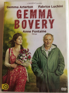 Gemma Bovery DVD 2014 / Directed by Anne Fontaine / Starring: Gemma Arterton, Fabrice Luchini (5999546337488)