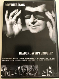 Roy Orbison Black&White Night DVD / With Friends: Jackson Browne, T Bone Burnett, Elvis Costello, Bonnie Raitt, Bruce Springsteen, Tom Waits (7391970882622)