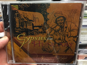 Gypsies from Hungary - Kanizsa Csillagai ‎/ ARC Music ‎Audio CD 2010 / EUCD 2284