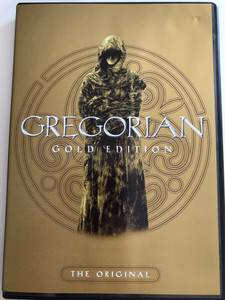 Gregorian DVD 2003 Gold edition - The Original / I Still Haven't found what I'm looking for, In the Air Tonight, Only You, Angels / Edel Records / 0152158ERE (4029758521588)