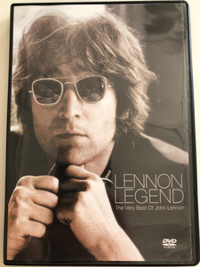 Lennon Legend DVD 2003 The Very Best of John Lennon / Directed by Simon Hilton / Imagine, Cold Turkey, Mind Games, Stand By Me, Woman, Nobody Told me, Working Class Hero / Emi Records (724349094598)
