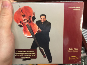 Double Bass Fantasy / Gramola Vienna ‎Audio CD / 98935