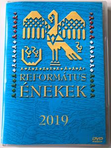 Református énekek DVD 2019 Hymns of the Hungarian reformed church 2019 / Organ: Szotyori Nagy Gábor / 14 Protestant Choirs from the Carpathian Basin / BGDVD 14 / Periferic Records (5998272709057)