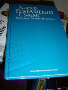 Nuovo Testamento E Salmi (Versione Nuova Riveduta) Italian New Testament