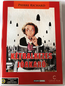 Je Sais Rien, mais je dirai Tout DVD 1973 Kétbalkezes Jóakaró (I Don't Know Much, But I'll Say Everything) / Directed by Pierre Richard / Starring: Pierre Richard, Bernard Blier (5999554700717)