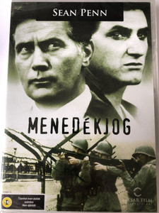 Judgement in Berlin DVD 1988 Menedékjog / Directed by Leo Penn / Starring: Sean Penn, Martin Sheen, Sam Wanamaker, Max Gail, Harris Yulin (5999882974033)