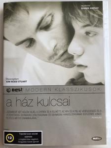 La chiavi di casa DVD 2004 A ház kulcsai (The Keys to the House) / Directed by Gianni Amelio / Starring: Kim Rossi Stuart, Charlotte Rampling, Andrea Rossi (5998133170736)