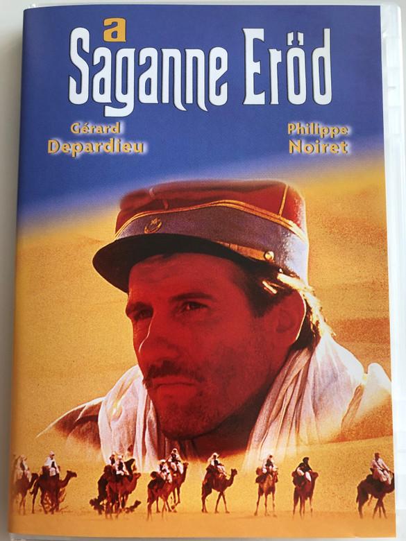 Fort Saganne DVD 1984 A Saganne Erőd / Directed by Alain Corneau / Starring: Gérard Depardieu, Philippe Noiret, Cathérine Deneuve (5996051840274)