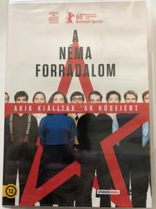 Das Schweigende Klassenzimmer DVD 2018 A Néma Forradalom (The Silent Revolution) / Directed by Lars Kraume / Starring: Leonard Scheicher, Tom Gramenz (5999546338539.)