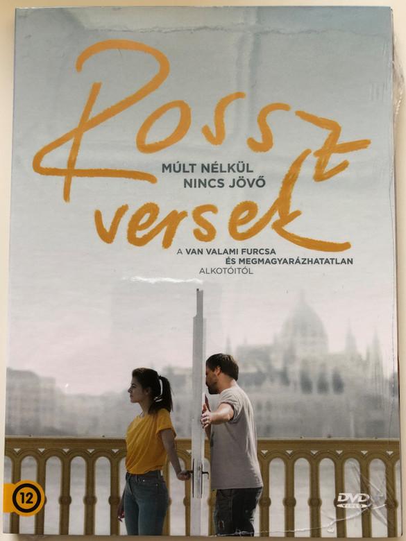 Rossz Versek DVD 2018 Bad Poems / Directed by Reisz Gábor / Starring: Reisz Gábor, Nagy Katica, Takács Katalin, Kovács Zsolt (5991121120263)