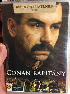 Capitaine Conan DVD 1996 Conan Kapitány / Directed by Bertrand Tavernier / Starring: Philippe Torreton, Samuel Le Bihan, Catherine Rich (5999554700984)