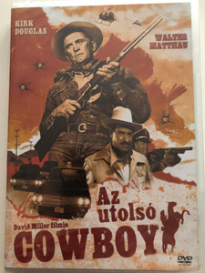 The Lonely are the Brave DVD 1962 Az utolsó Cowboy / Directed by David Miller / Starring: Kirk Douglas, Gena Rowlands, Walter Matthau, Michael Kane, Carroll O'Connor (5996473006326)