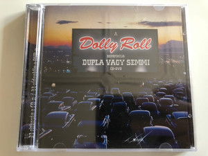 A Dolly Roll ‎Bemutatja Dupla Vagy Semmi / Private Stars Productions ‎Audio CD+DVD / PSP1242