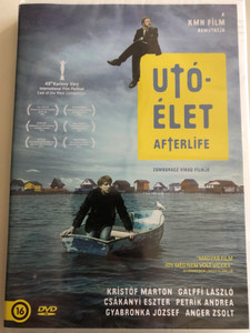 Afterlfie DVD Utóélet / Directed by Zomborácz Virág / Starring: Kristóf Márton, Gálffi László, Csákányi Eszter, Petrik Andrea (5999546337501)