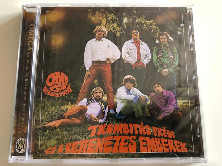 Trombitás Frédi És A Rettenetes Emberek - Omega / Hungaroton Audio CD 2003 / HCD 17390