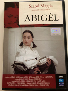 Abigél 1-4. rész 2x DVD 1977 Abigail parts I-IV / Directed by Zsurzs Éva / Based on novel by Szabó Magda / Starring: Garas Dezső, Balázsovits Lajos, Nagy Attila, Piros Ildikó, Ruttkai Éva (5996357340010)