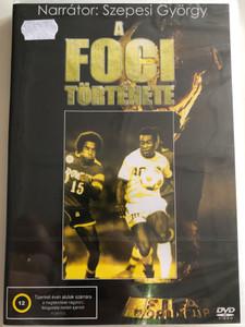 A foci története DVD 1999 History of Soccer / Sport documentary featuring Pele / Narrated by Szepesi György / A világbajnokságok törtenete / Minden idők bajnokai, legendás találkozók es események / A kezdetektől napjainkig (5998168500027)
