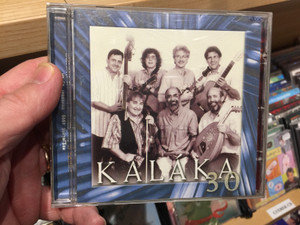 Kaláka 30 / Gryllus ‎Audio CD 1999 / GCD 018