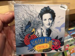 Szalóki Ági - Korforgas / Dalok es Mesek / Tom-Tom Records Audio CD 2014 / TTCD 204