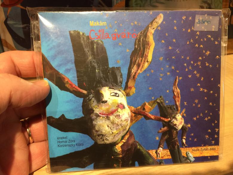 Makám – Csillagváró / Z Paraván Kiadó Audio CD 2010 / ZPCD 012