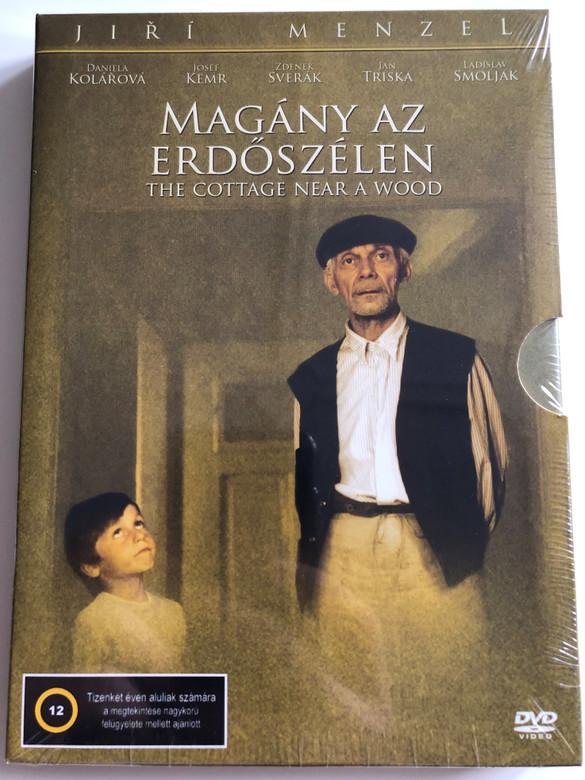 The Cottage Near a Wood DVD 1976 Magány az erdőszélen (Na samoté u lesa) / Directed by Jiri Menzel / Starring: Daniela Kolarova, Josef Kemr, Zdenek Sverák, Jan Triska (5999545587044)