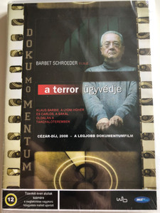 L'avocat de la terreur DVD 2007 A terror ügyvédje (Terror's Advocate) / Directed by Barbet Schroeder / French feature documentary film on controversial lawyer Jacques Vergès (5998133184238)