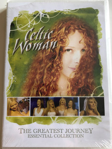 Celtic Woman - The Greatest Journey DVD 2008 Essential Collection / Manhattan Records / EMI (5099926439495)