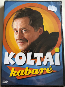Koltai kabaré DVD 2007 Koltai Cabaret / Directed by Szegő Mihály / Hungarian Comedy show - stand up / Europa Records ER 7005 (5999883108017)