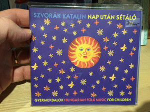 Szvorák Katalin ‎– Nap Után Sétáló / Gyermekdalok (Hungarian Folk Music For Children) / REP ‎Audio CD 2013 / REP 029