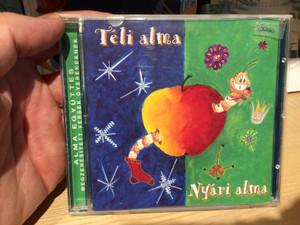 Alma Együttes – Téli Alma, Nyári Alma / Alma-Fun Kiadó Audio CD 2004 / AF-CD-04-001