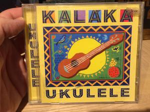 Kaláka – Ukulele / Gryllus Audio CD 2000 / GCD 021