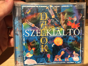 Szélkiáltó ‎– Dalok / Periferic Records ‎Audio CD / BGCD 098