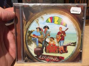 Kiflizenekar - Kiflihajo / Audio CD / 5998856550052