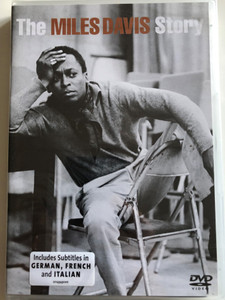 The Miles Davis Story DVD 2001 / Directed & Narrated by Mike Dibb / A Definitive Look at the man and his music (5099720149491)