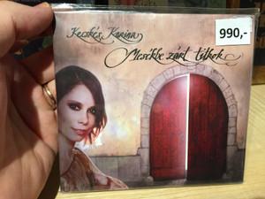 Kecskes Karina - Mesekbe zart titkok / Gryllus Audio CD 2014 / GCD147
